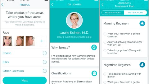 Clear Skin: There's An App For That | StyleCaster