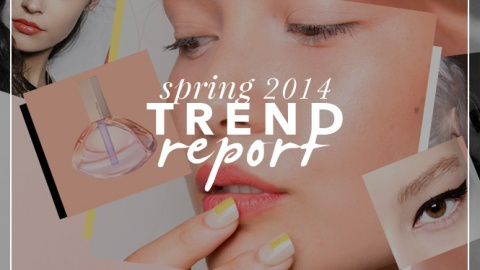 Spring Trend Report: All the Beauty Looks You Need to Know | StyleCaster