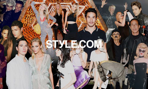 style main Does Style.com Really Have a Chance of Taking on Net a Porter?