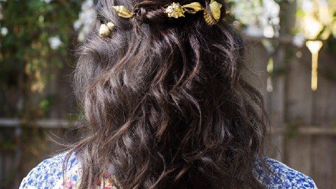 25 Ways to Wear Your Hair Down at Prom | StyleCaster