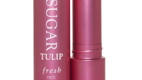 Fresh's Newest Lip Treatment Tulip is the Perfect Sheer Pink for Spring   StyleCaster