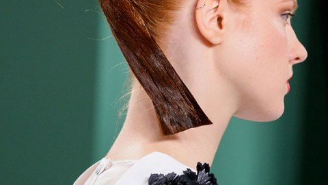 Tips for Styling a Chic Sumo Knot | StyleCaster