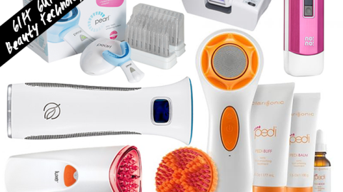 7 High Tech Beauty Products Perfect for the Holidays | StyleCaster