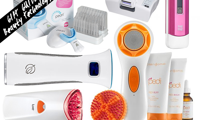 7 High Tech Beauty Products Perfect for the Holidays