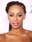 Keri Hilson Just Brought Pink Back to Life