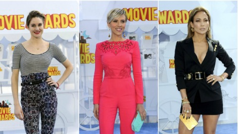 The Top Looks From MTV Movie Awards | StyleCaster