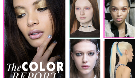 New York Fashion Week Fall 2014: Color Theories | StyleCaster