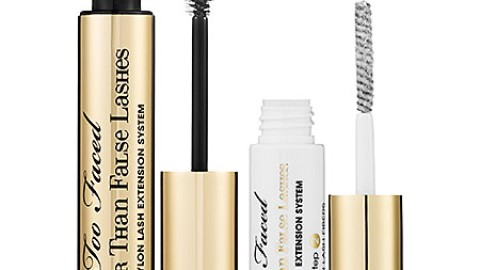 How It Works: Too Faced Better Than False Lashes Mascara   StyleCaster