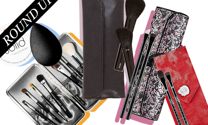 Beauty On The Go: The Best Travel Makeup Brush Sets