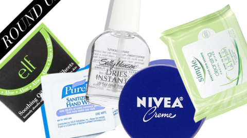 10 Under $10: Travel-Sized Beauty Essentials For Spring Vacation | StyleCaster