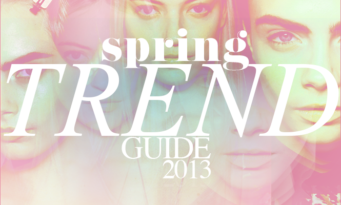 New York Fashion Week Spring Beauty Guide: 12 Trends to Know