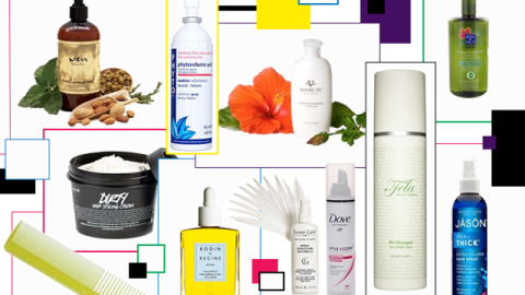 Clean, Style & Nourish Your Tresses: Our Top 12 Product Picks | StyleCaster