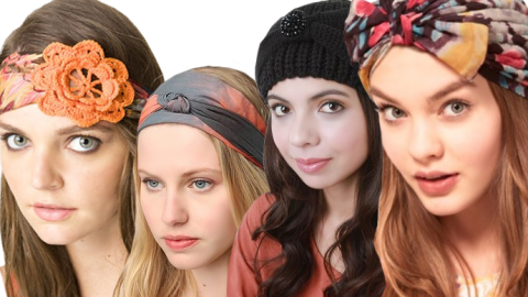 Top off Your Look with a Turban: The Latest in Beauty Accessories | StyleCaster