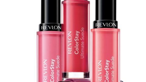Cheap Trick: Revlon ColorStay Ultimate Suede Lipstick   StyleCaster