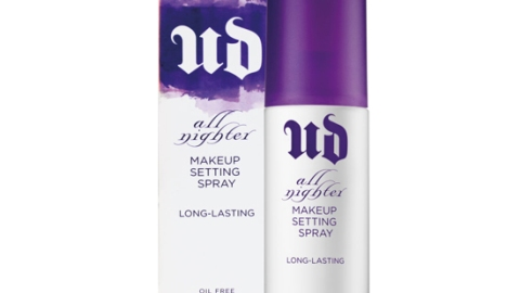 A Setting Spray That Actually Lasts | StyleCaster