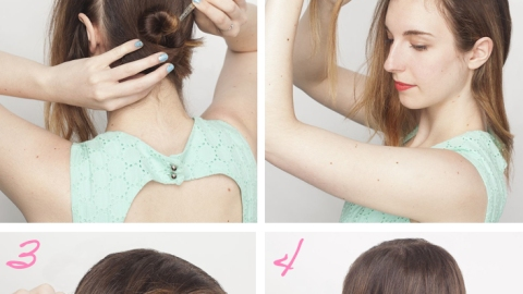 How to Do a Waterfall Braid On Yourself | StyleCaster