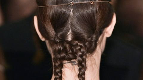 Different Ways to Fake a French Braid | StyleCaster