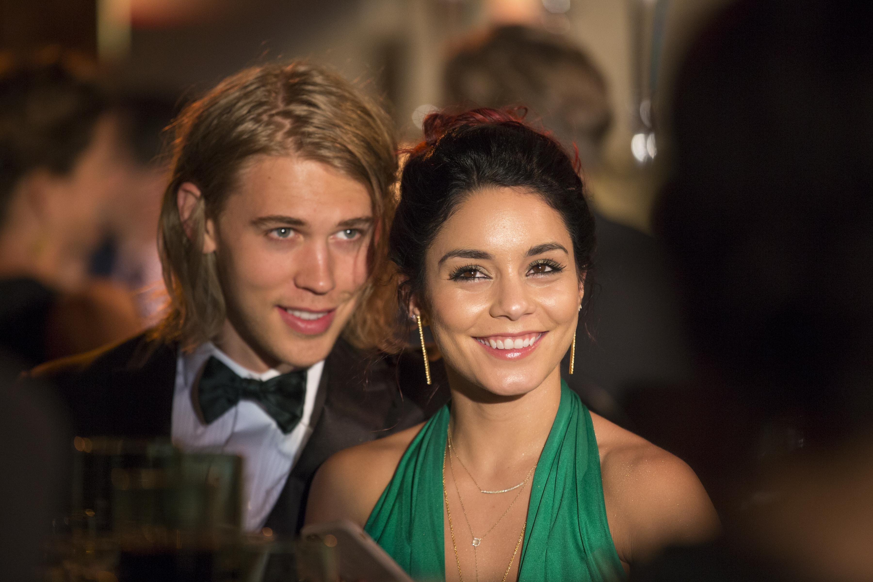 Austin Butler & Vanessa Hudgens