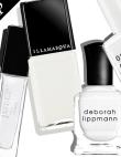 The 10 Best White Nail Polishes