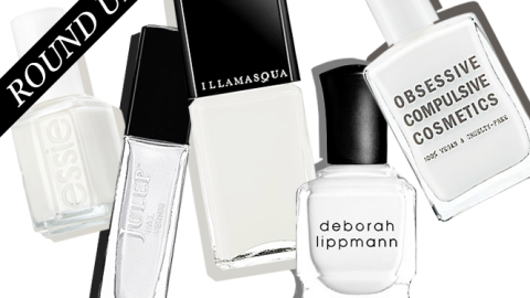 The 10 Best White Nail Polishes | StyleCaster
