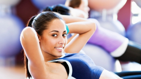 How to Fix Post-Workout Hair | StyleCaster