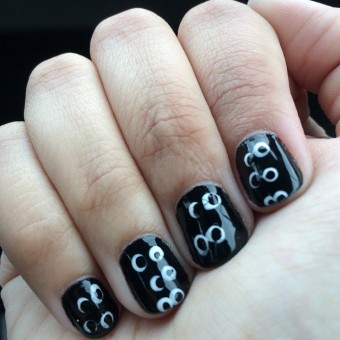 cute halloween nail designs spooky manicures you can diy