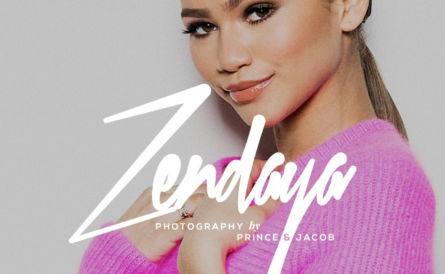 Zendaya Spills On Why She Has a Natural Knack For Beauty