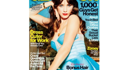 Beauty Buzz: Drybar Offers Free Blowouts for 'Girls', Zooey Deschanel Dishes on Signature Hair, More   StyleCaster