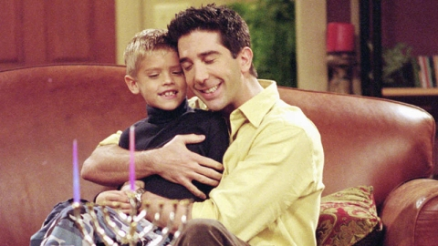 Remember Ross' Son From 'Friends'? | StyleCaster