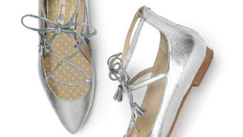 18 Perfect Lace-Up Ballet Flats | StyleCaster