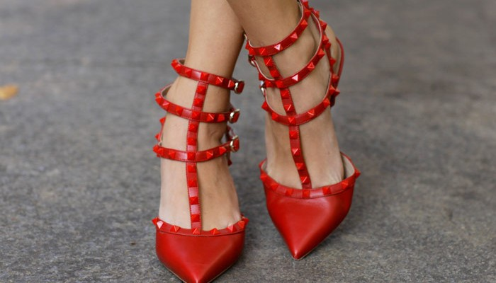Rockstud Heels Are So Popular, Valentino's Sales Have Doubled