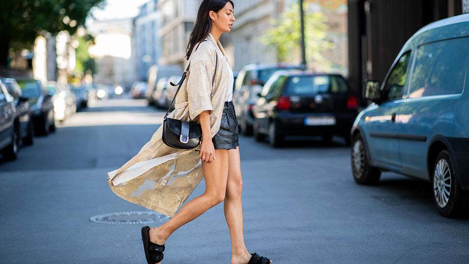 How to Style Kimonos