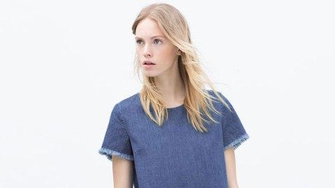 The 10 Best Denim Finds at Zara | StyleCaster