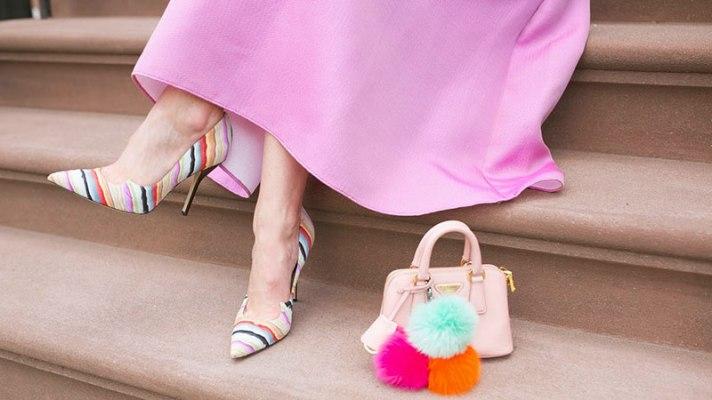 45 Ways Fashion Girls Are Wearing Pastels This Spring