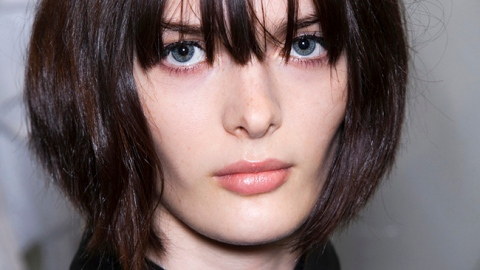Styling Ideas For Your Half Grown-Out Bangs | StyleCaster