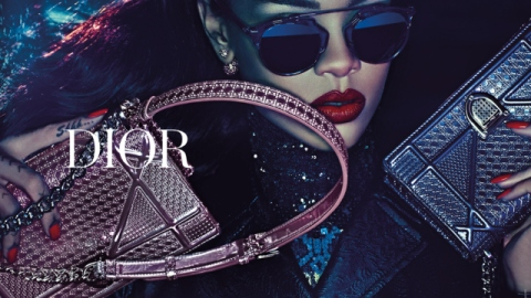Rihanna's Dior Campaign is Here!    StyleCaster