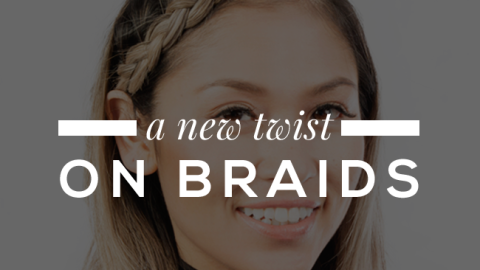 Get a Braided Headband With a GIF Tutorial | StyleCaster