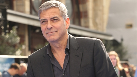 George Clooney's Prom Photo Revealed | StyleCaster
