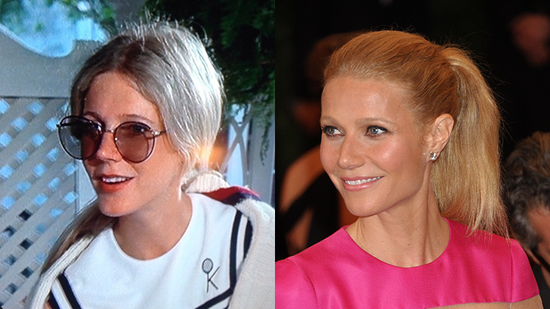 gp blythe Gwyneth Paltrow and Mom Blythe Danner are Twinning in This Throwback Pic