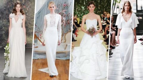 A Wedding Dress Inspiration Handbook | StyleCaster