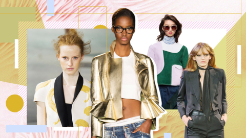40 Styling Tricks to Steal From Runways | StyleCaster