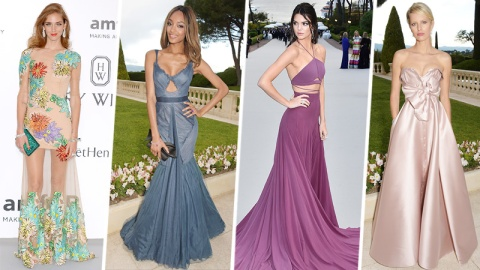 20 Next-Level Gowns From amfAR | StyleCaster