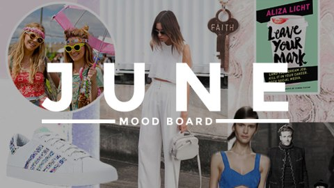 Your Cheat Sheet to June  | StyleCaster
