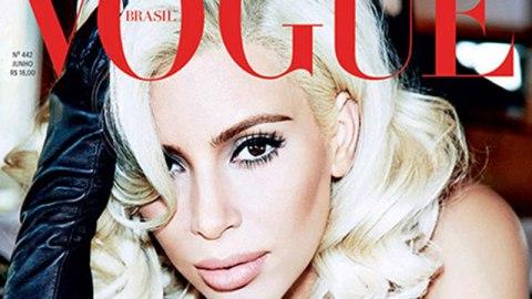 Kim Kardashian, Is That You? | StyleCaster