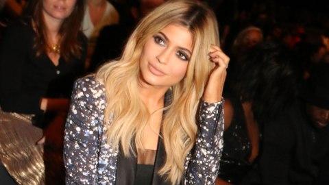 Kylie Jenner Just Got Some Major Bling For Christmas   StyleCaster