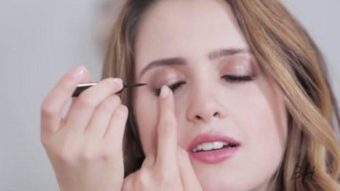 Watch Laura Marano Attempt a Cat-Eye | StyleCaster