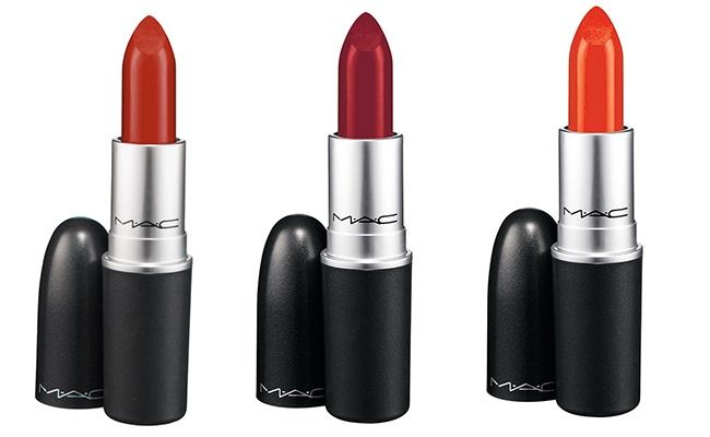 The New Cult Red Lipsticks