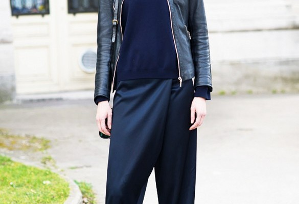 Wrap-Front Pants are Trending: Here's How to Wear Them
