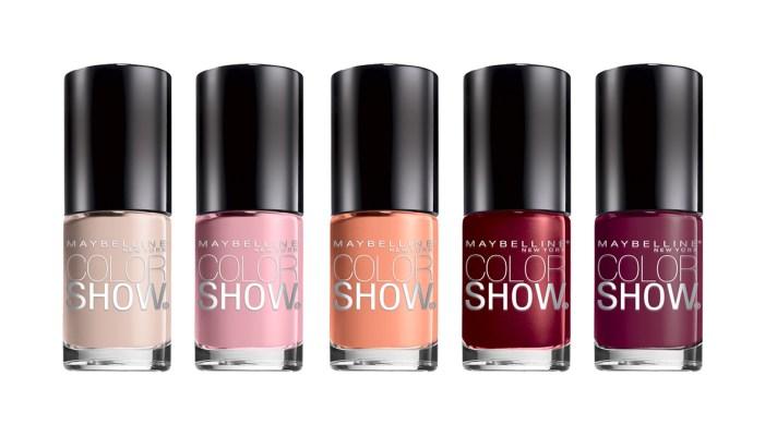 Beauty Brands' Best-Selling Nail Polish Shades