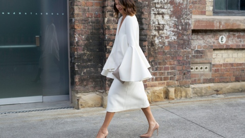 Bell Sleeves are Back for Spring  | StyleCaster